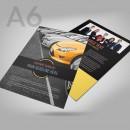 A6 Flat Flyer & Leaflet Printing