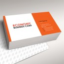 Economy Business card